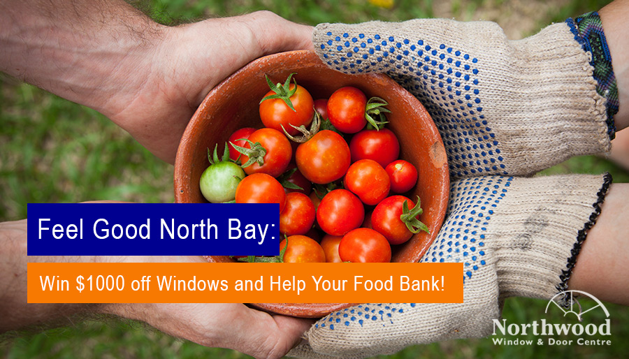 Northwood window food bank