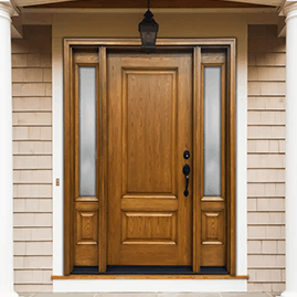Fiberglass Entranceways