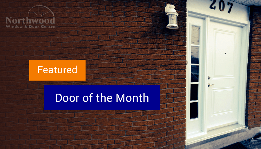 Featured door of the month