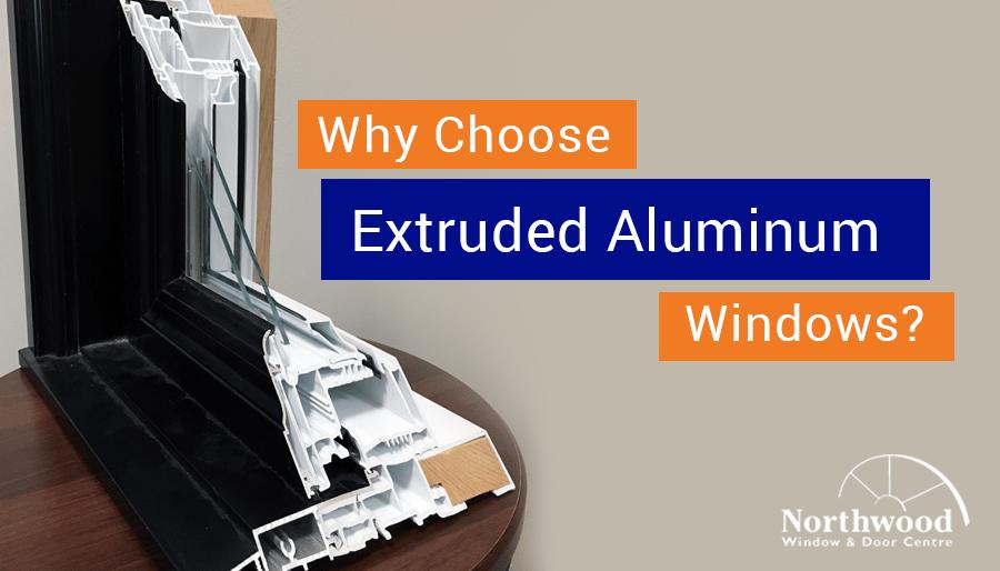Extruded Aluminum Windows